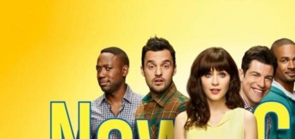New Girl, la série emmenée par Zooey Deschannel.