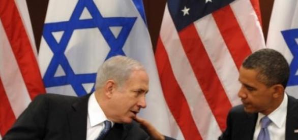 Obama e Netanyahu. Estados Unidos e Israel
