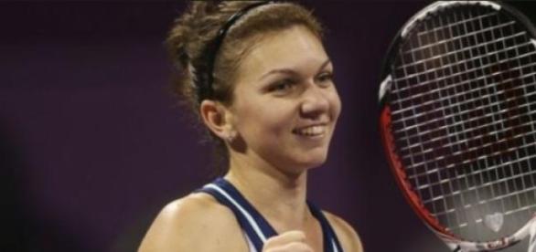 Simona Halep, cea mai iubita jucatoare de tenis