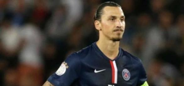 Zlatan a reusit un hat-trick