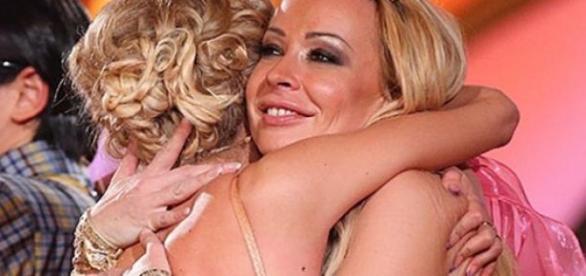 Cora Schumacher bei Let's Dance (Bild: RTL).
