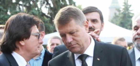 Klaus Iohannis- pactizeaza cu sovinii