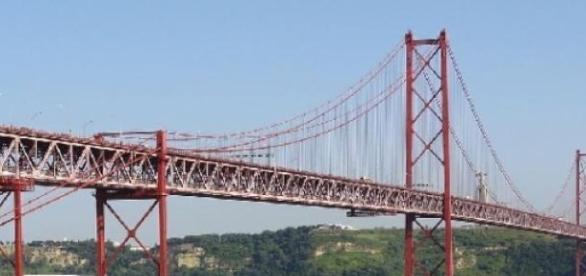 Provas da 25ª meia maratona de Lisboa.