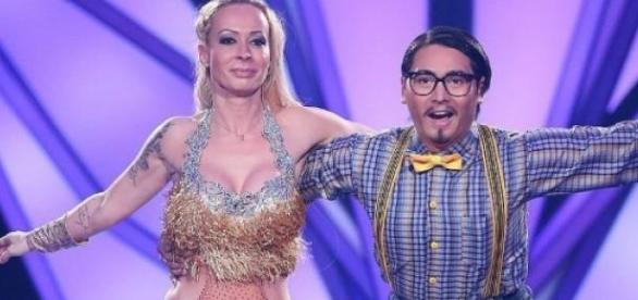 """""""Let's Dance"""" Quelle: RTL / Stefan Gregorowius."""