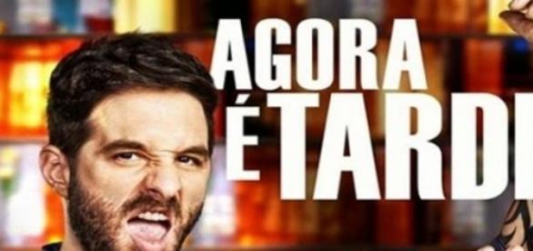 'Agora é Tarde' com Rafinha Bastos