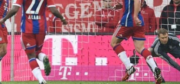 Bayern Munique perdeu em casa quase um ano depois