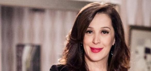 Claudia Raia fala sobre relação com Celulari na TV