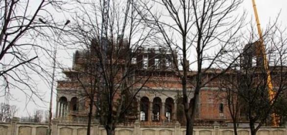 Constructia Catedralei Mantuirii Neamului