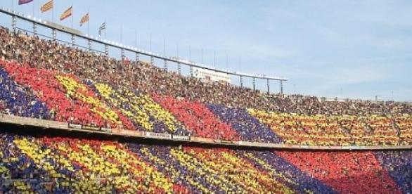 En el Camp Nou, el Barcelona venció al Real 2-1