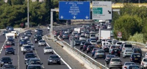 Interdictii in circulatia pe soselele Parisului!