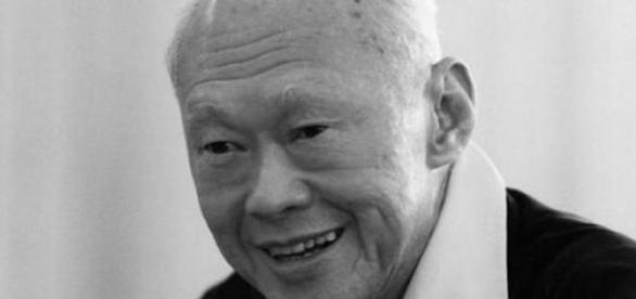 Lee Kuan Yew, first prime minister of Singapore