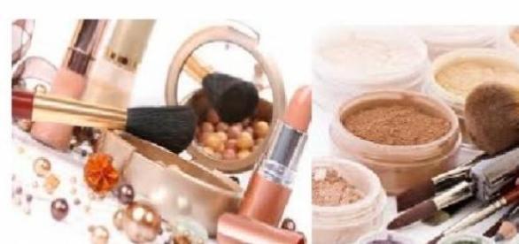 Produsele minerale si cosmeticele clasice