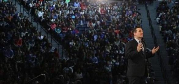 Ted Cruz lançou a candidatura esta segunda-feira.