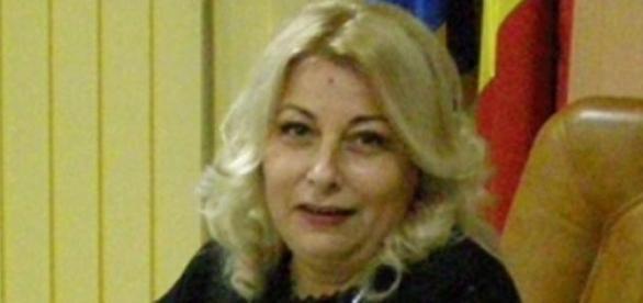 Carmen Radulescu, presedintele Tribunalului Olt