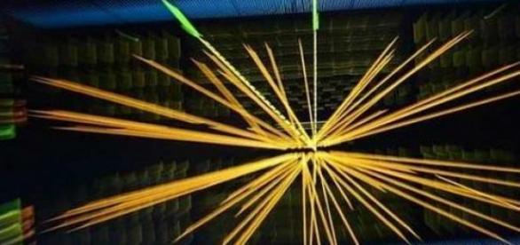 Ciocnirea protonilor la Geneva
