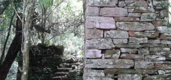 Esconderijo nazi localiza-se no parque Teyú Cuaré
