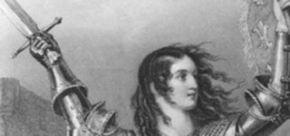 Joana D'Arc, mito francês