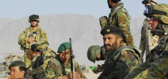 Nível de segurança no Afeganistão é frágil.