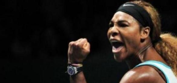 Serena Williams - tenista norte-americana