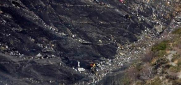 Uma aeronave Airbus A320 caiu no sul da França.
