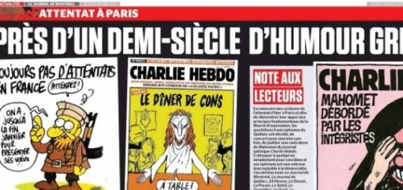 Charlie Hebdo n'a pas cédé au chantage.
