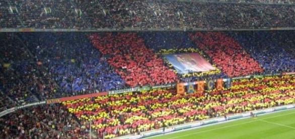 Estadio del F C Barcelona