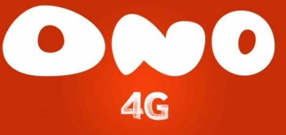 Este es el nuevo logo con 4G de Ono.