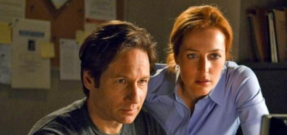 Fox Mulder et Dana Scully préparent leur retour.
