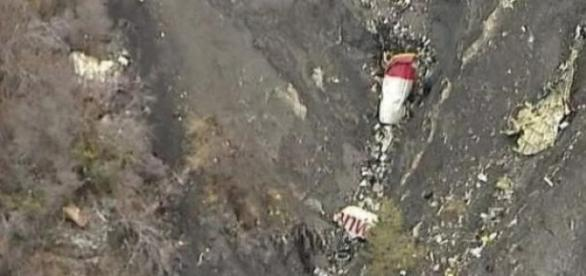 Germanwings plane crash in French Alps