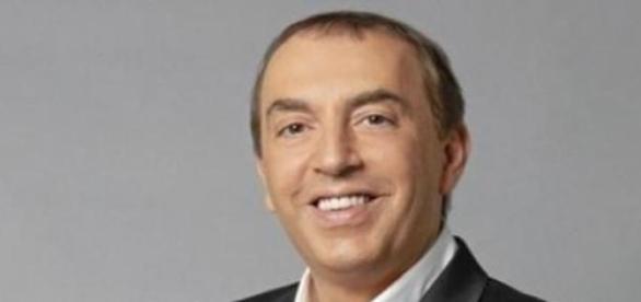 Jean-Marc Morandini, l'animateur.