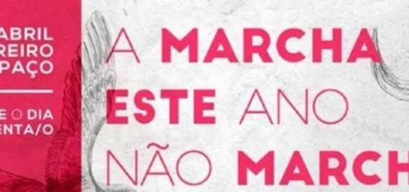 Marcha ANIMAL 2015 ocorre no dia 11 de Abril