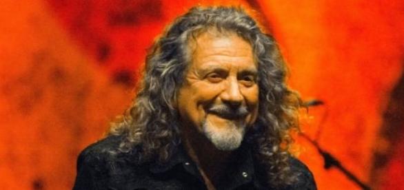 Robert Plant, ex-vocalista do Led Zeppelin.