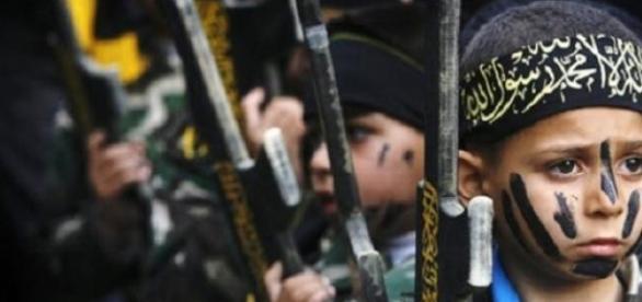 Teroriștii Statului Islamic