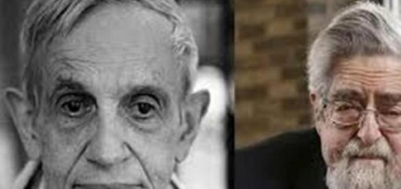 John Nash e Louis Nirenberg