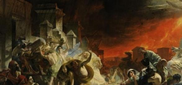 Karl Brullov: The Last Day of Pompeii