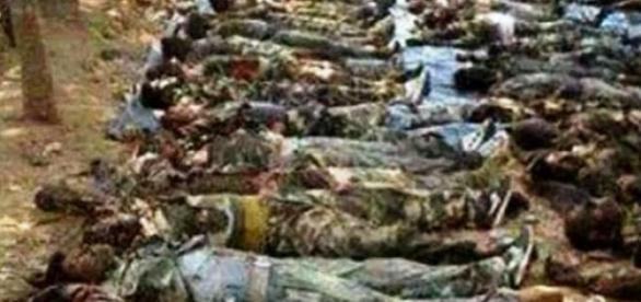 Luta por Tikrit é sangrenta
