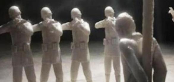 plutonul de executie pare o abordare primitiva