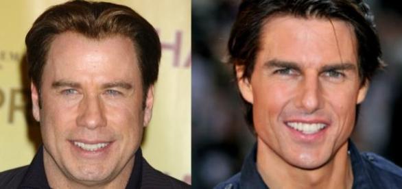 Tom Cruise e John Travolta teriam um caso