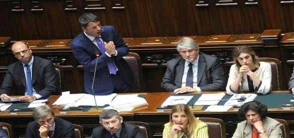 Ultimi sondaggi politici elettorali, calo Renzi-PD