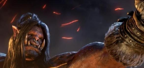 Un personaje de 'World of Warcraft' en cinemática