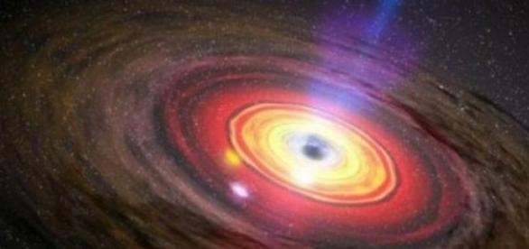 Estos objetos espaciales concentran vasta energía
