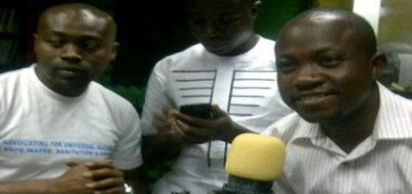 Le blogueur nigérian Dotun Roy