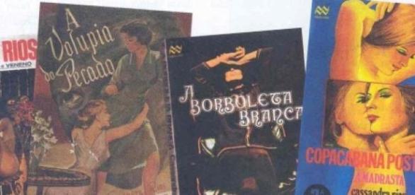 Livros acusados de pornográficos eram censurados