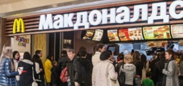 McDonald's in Romania apartine unui afacerist rus