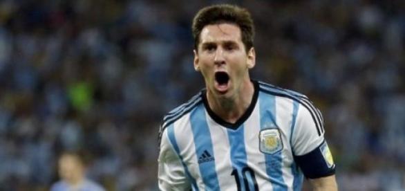Messi prepara-se para disputar dois jogos nos EUA