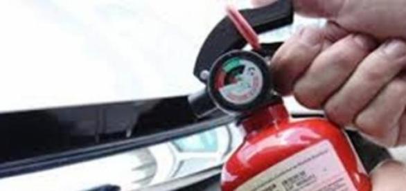 Novo extintor: a parti de julho