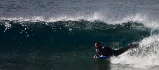 Jovem atingido com mota de água na Figueira da Foz quando fazia bodyboard