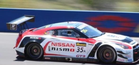 Automobil Nissan Nismo GT-R GT3
