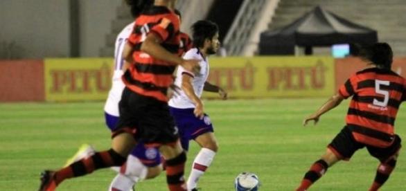 Campinense 0 x 0 Bahia: único empate da rodada