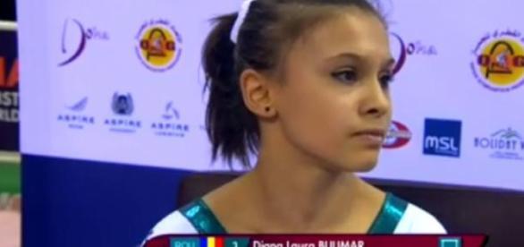 Campioana Diana Bulimar la Doha